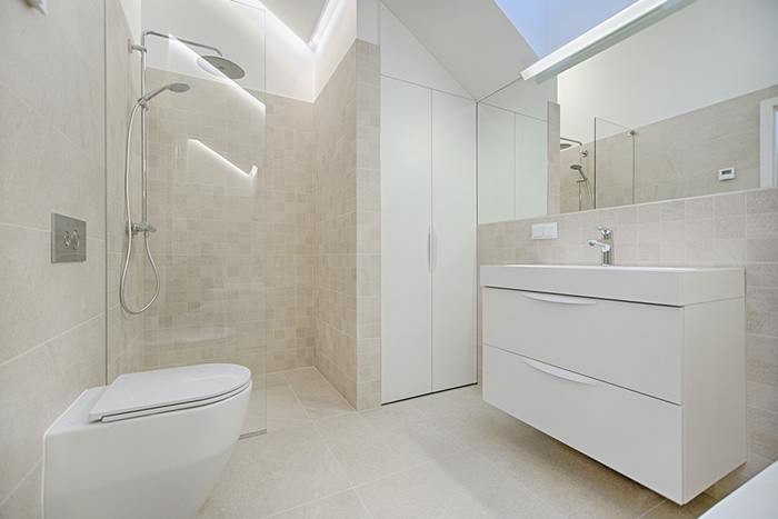 clean tile with muriatic acid